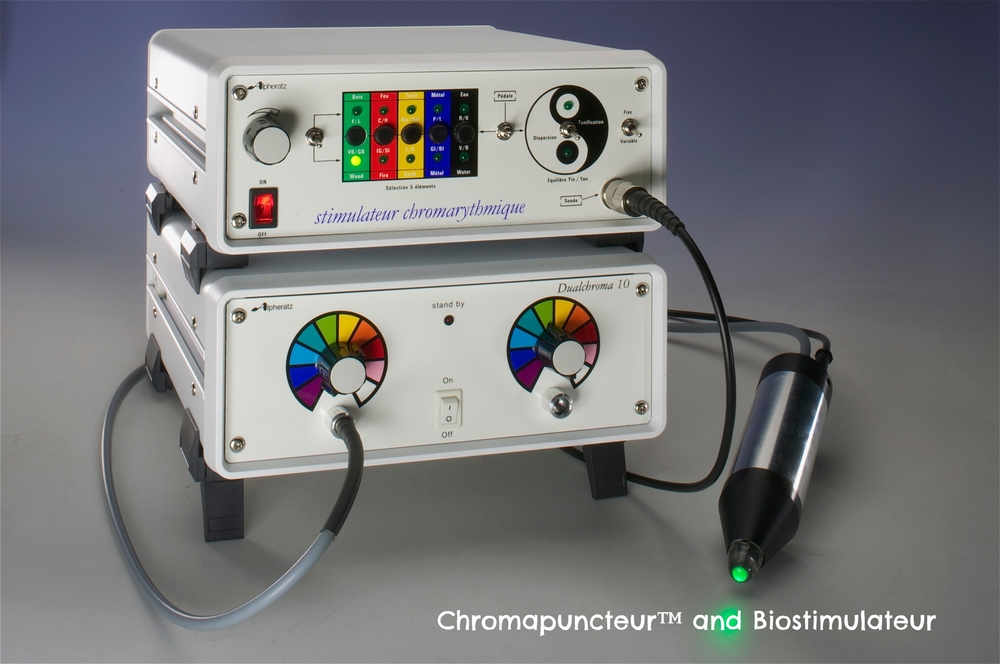 Chromapuncteur™ and Biostimulateur™