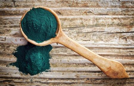 Many   PHYTO5® skincare products   contain Spirulina blue green algae.