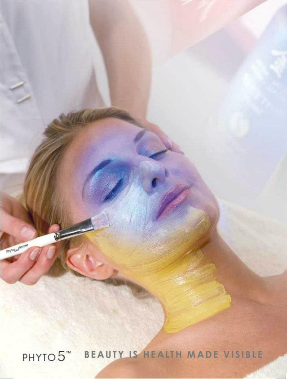 The PHYTO5 Wellness Facial