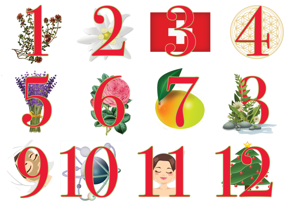 12 Days of PHYTO5 Swiss Holistic Skincare