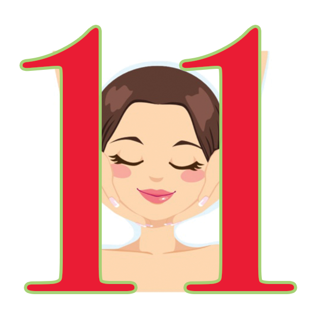 Day 11 of the 12 Days of Christmas and More Quantum Energetic Skincare
