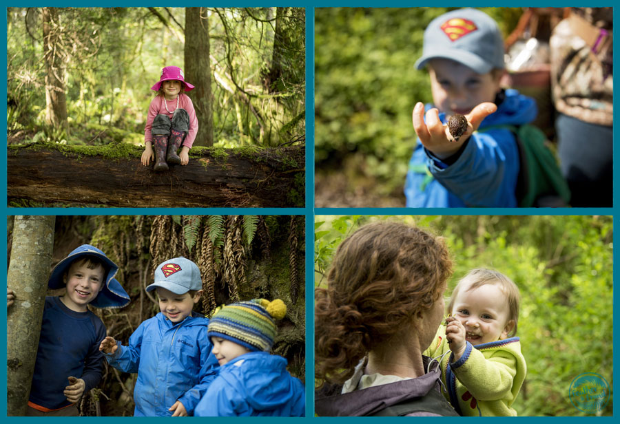 Happy children in nature!  Photo Credit: Britt Nemeth /  brittnemethstudios.com