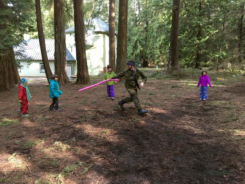 Ninja Noodle, Scout Sword...