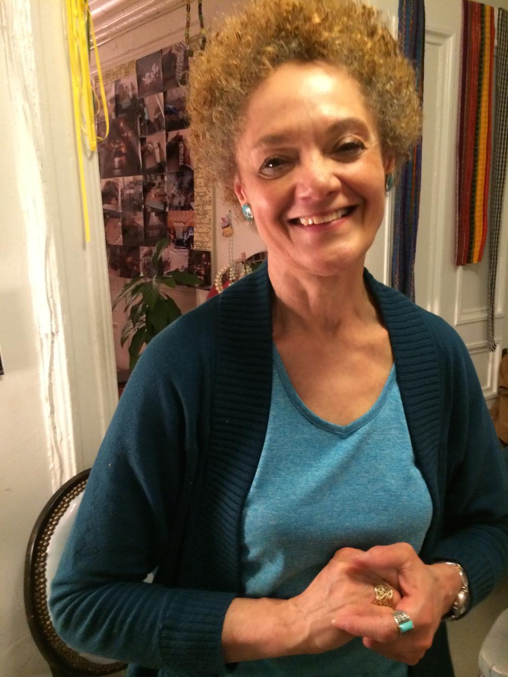 Kathleen Cleaver
