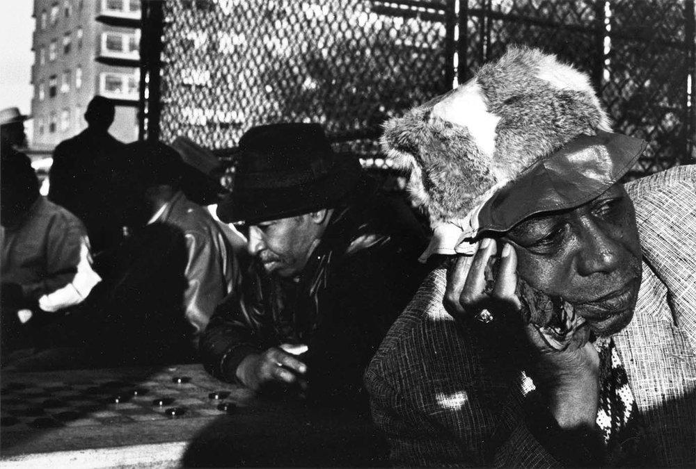 Rodin in Harlem, 1994