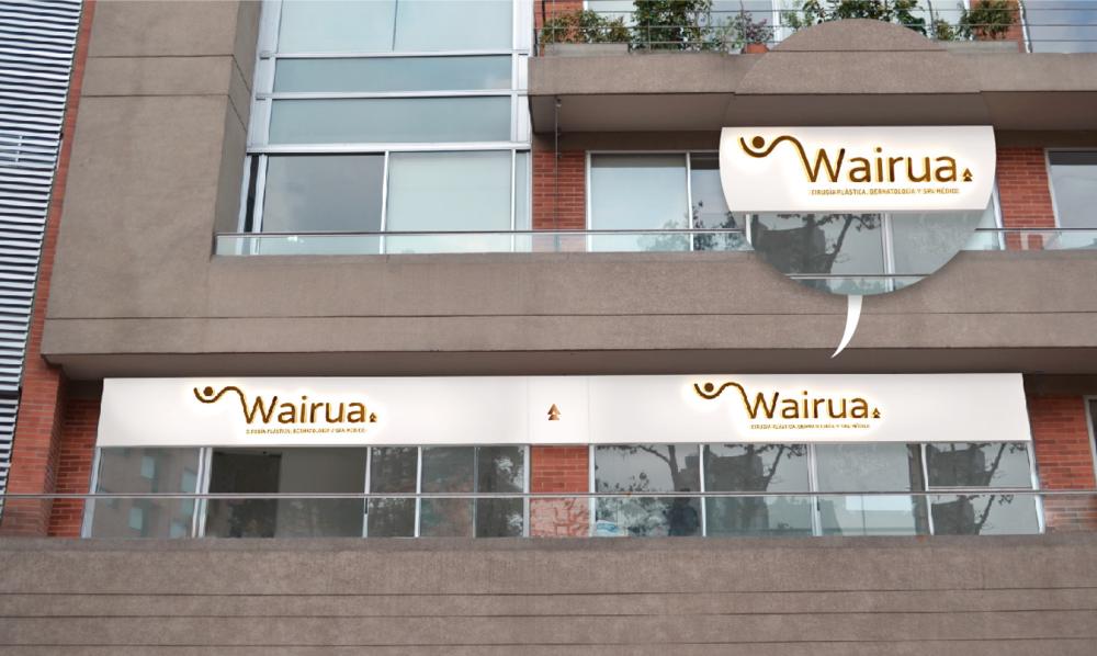 WAIRUA SPA MÉDICO, DERMATOLOGÍA & CIRUGÍA PLÁSTICA   Carrera 5 No. 71-45 Local 201, Edificio la Strada,Barrio los Rosales. T: (031) 649-1116 C: (302) 256-9458 M: info@wairuacolombia.com W: www.wairuacolombia.com