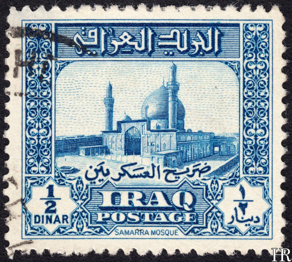 ½ dinar (20th April 1942)