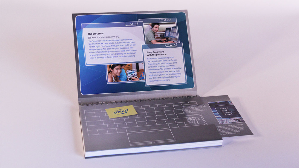 Intel Notebook Notebook