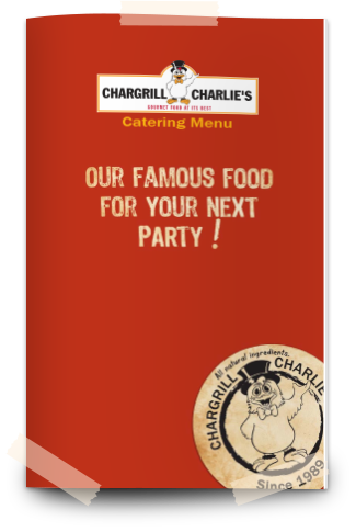 PARTY CATERING - From picnics down at the beach to a party at home, Charlie's has always been able to put together that perfect selection of food to share with your friends and family. All of our shop favourites are available for you to order and we package it up for you to collect on the day.
