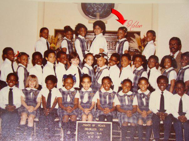 1977, 4th Grade...