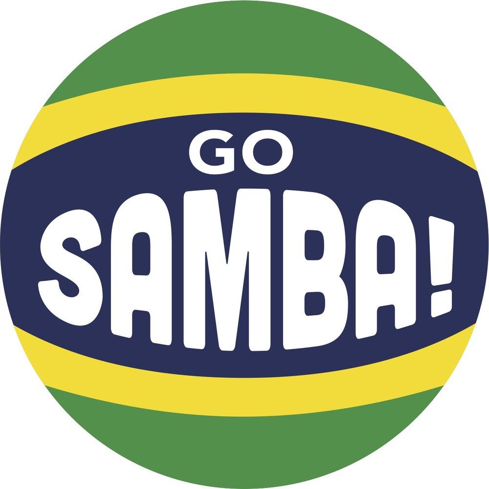 Sponsored by GoSamba.net - Your source of caixas, chocalhos, repiniques, surdos, straps, tamborims, tamborim sticks all imported from Brazil!