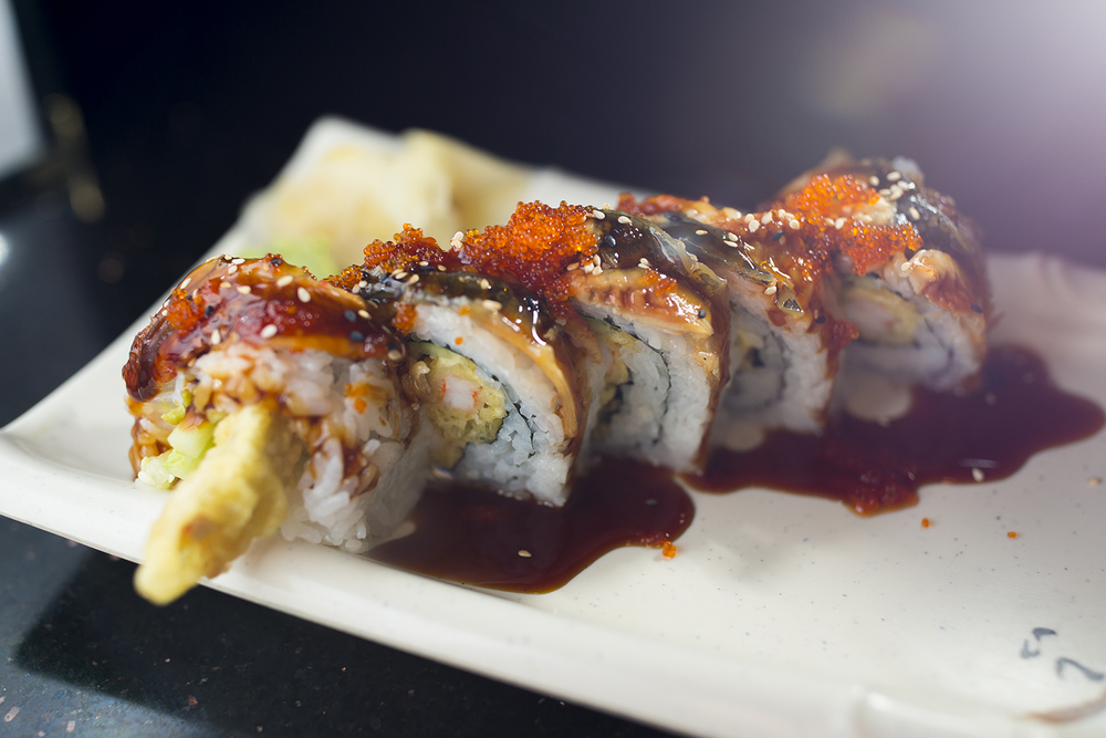 Big Dragon Roll
