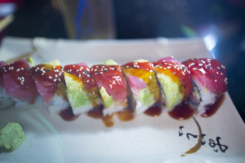 Red Rose Roll