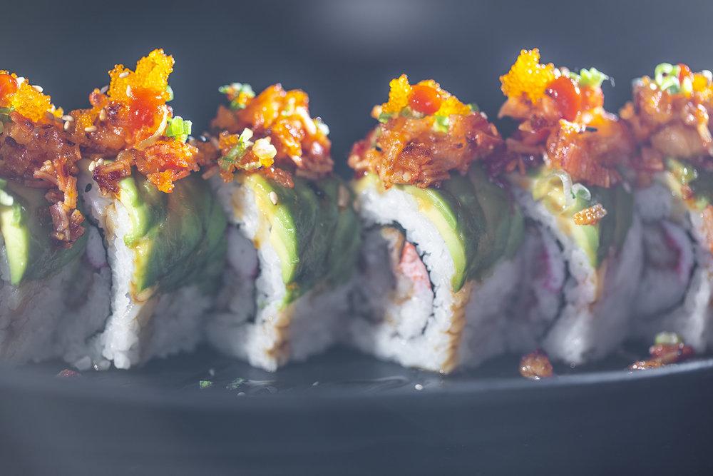 Kabuki Roll