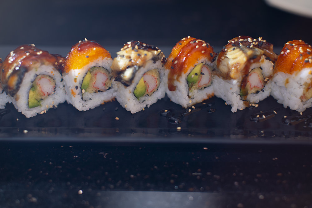 Tiger Tail Roll