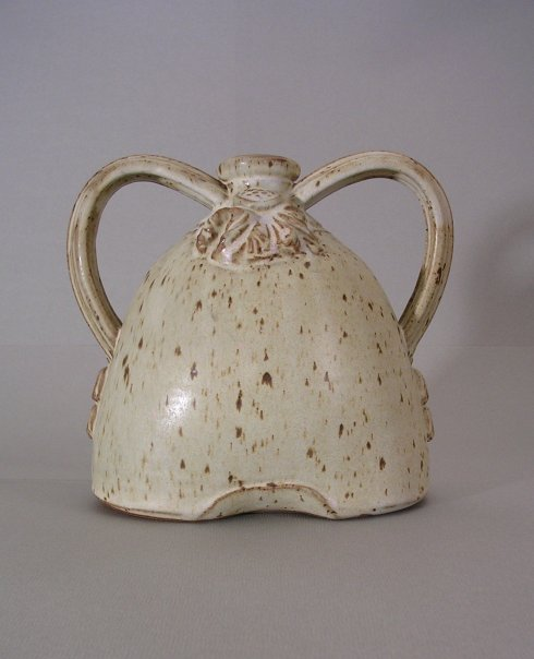 Two Handled Jug Form, 2008.  SOLD .