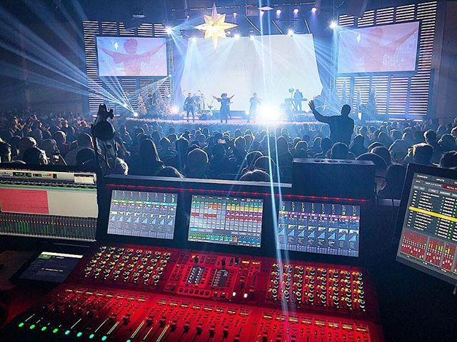 We were happy to get into the holiday spirit by being a part of everything Audio & Lighting over at Cornerstone Church for their 10 Christmas services!  Merry Christmas!
