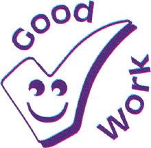 good work