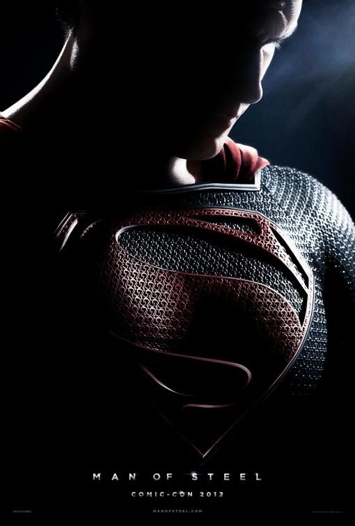 movie poster superman