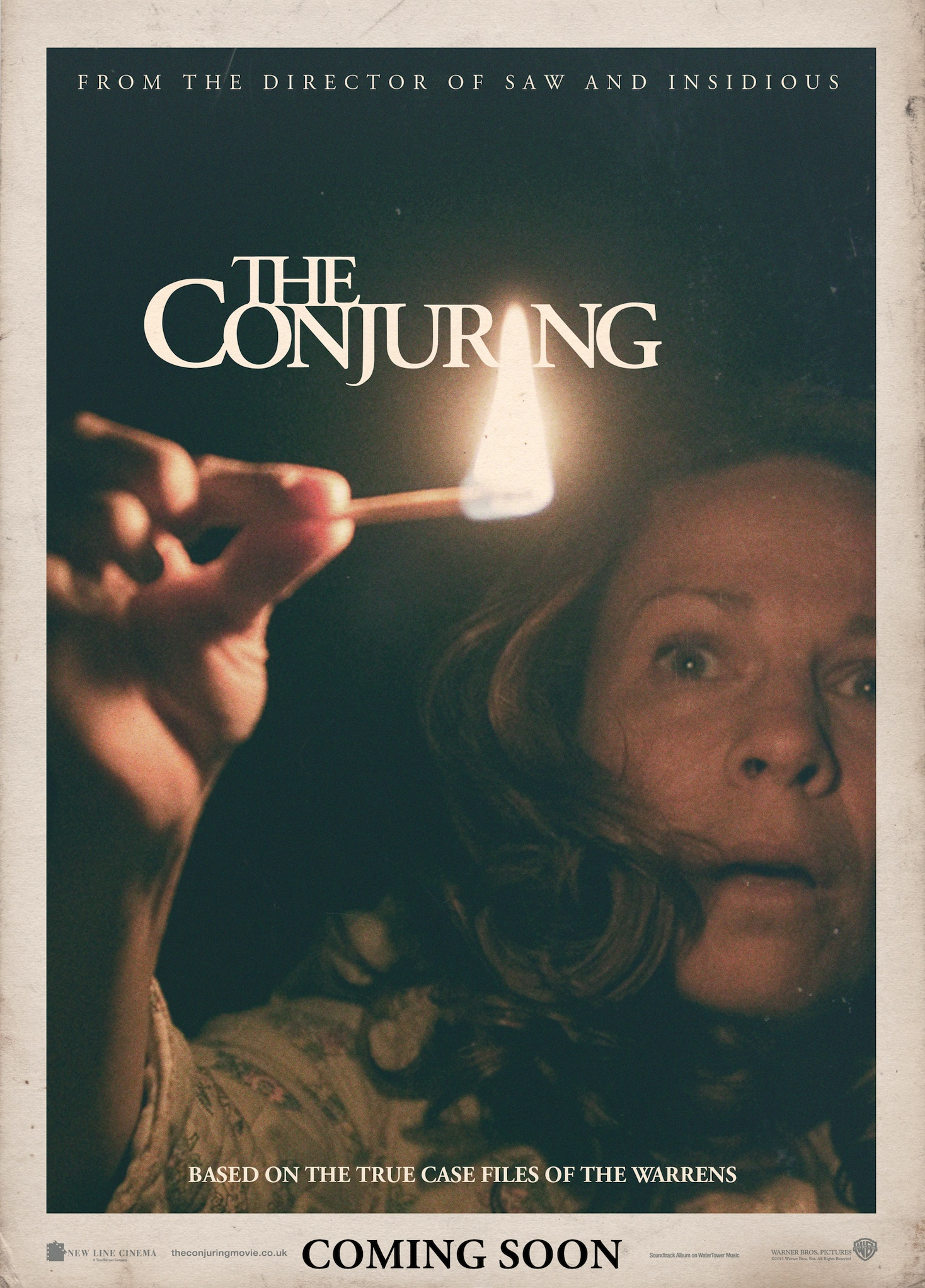 conjuring movie poster