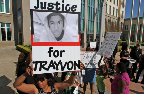 justice for trevon