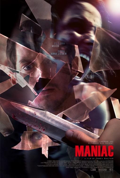 maniac movie poster 2