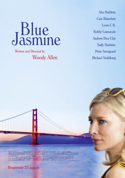 movie poster blue jasmine