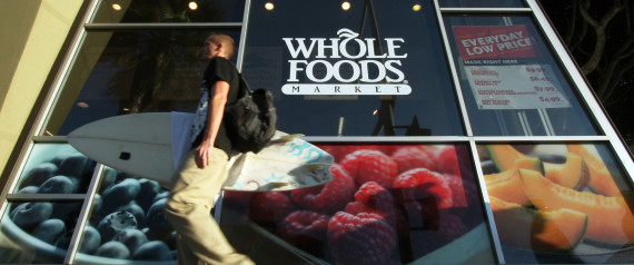 Earns Whole Foods
