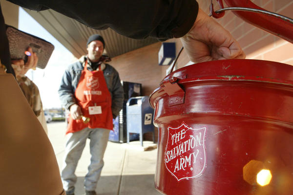 Don't Donate to the Salvation Army