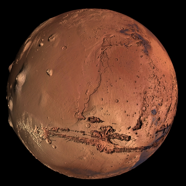 Mars Visualization