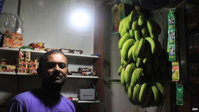 India off grid
