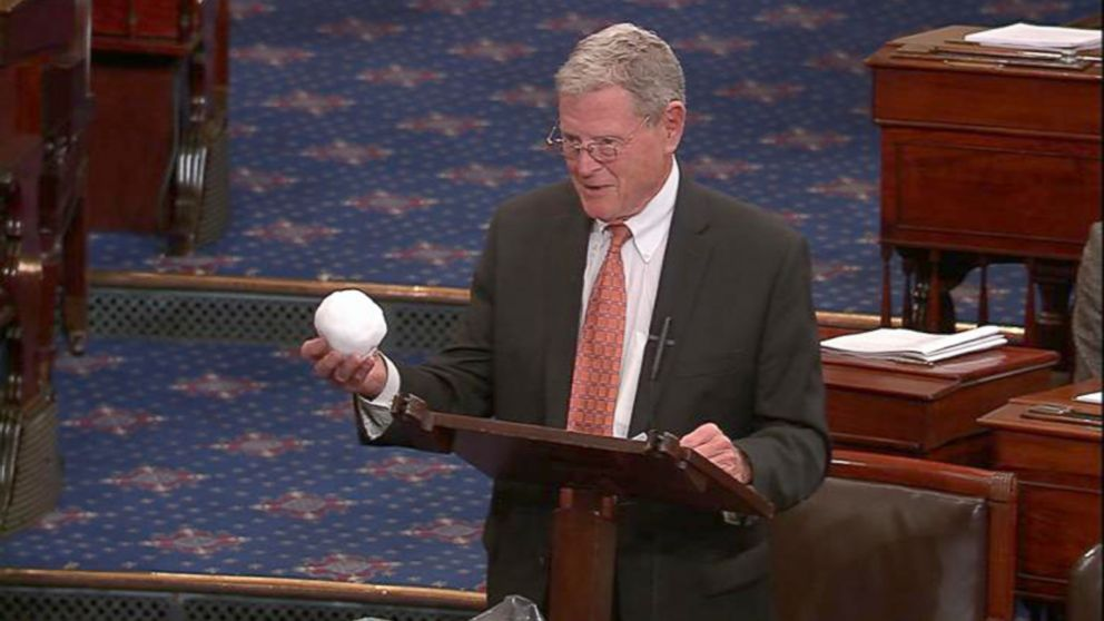 ABC News Sen Inhofe