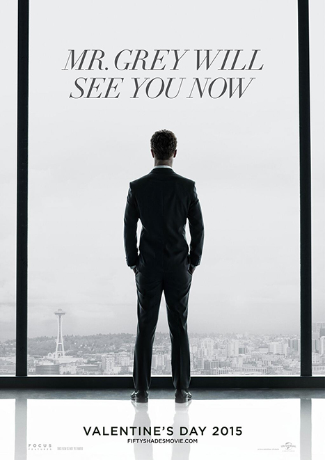 Grey Poster
