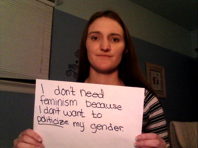 Politics Genger-feminism