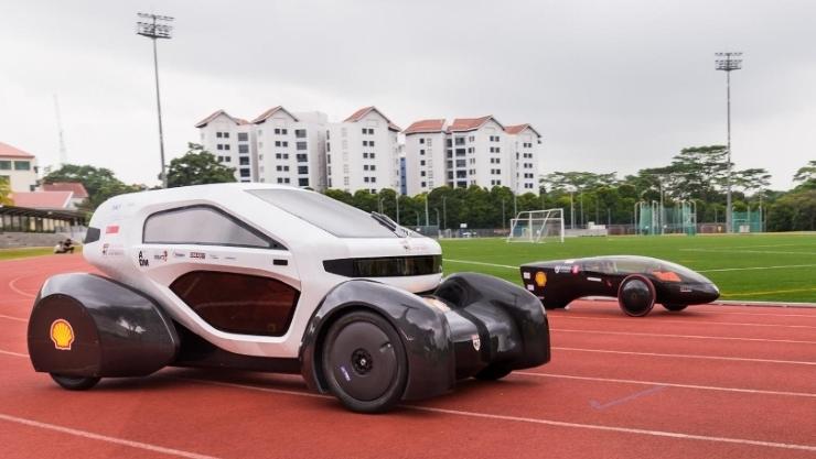 Printed Race Car