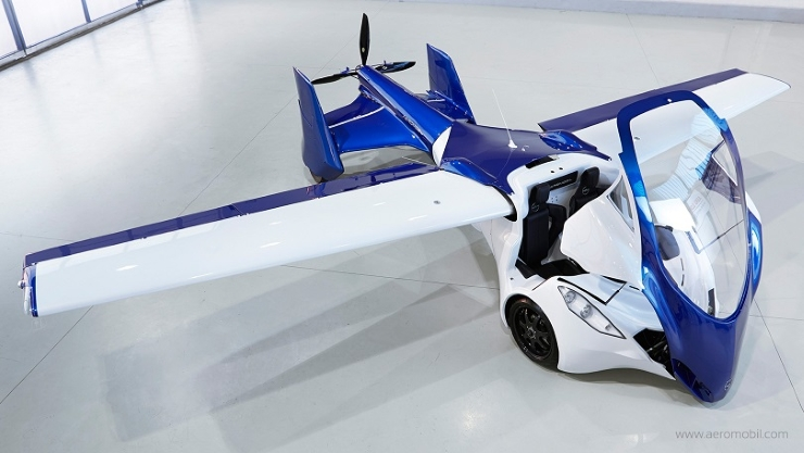 Image Source: Aeromobil