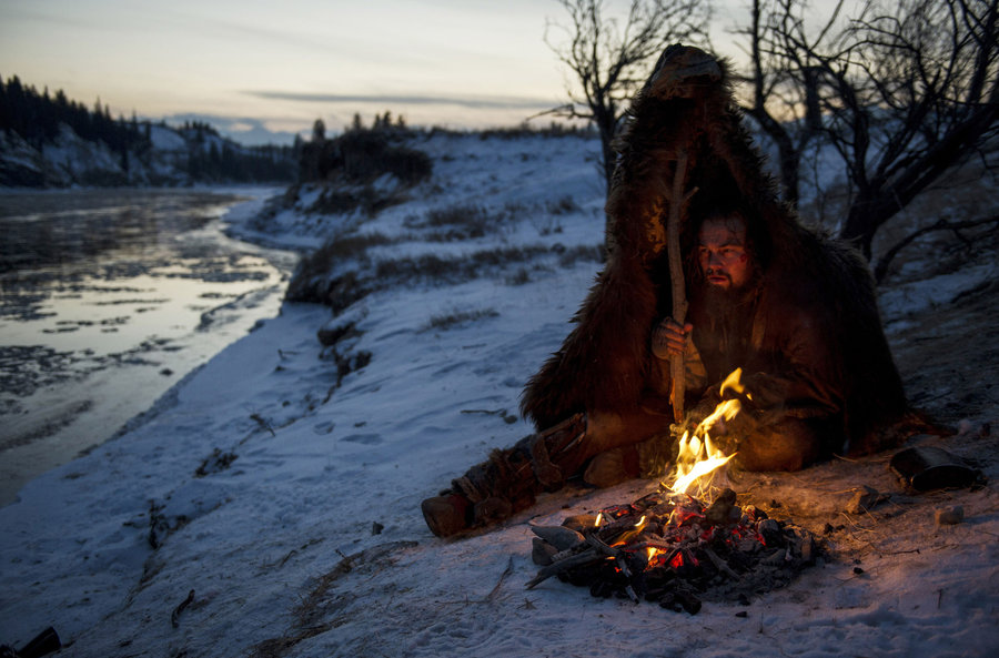 The revenant NPR Image