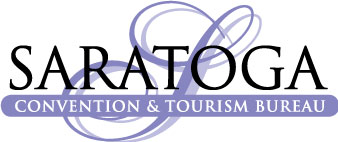 Proud members of the Saratoga Convention & Tourism Bureau.