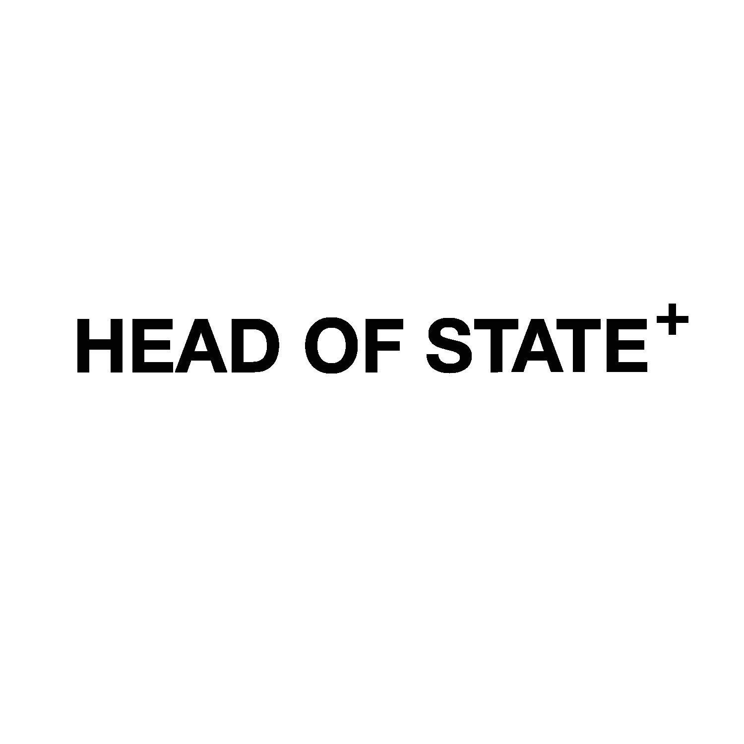 HEAD OF STATE+