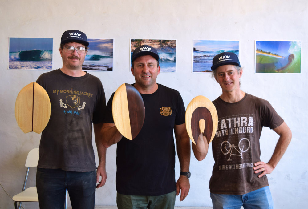 hand surfer workshop