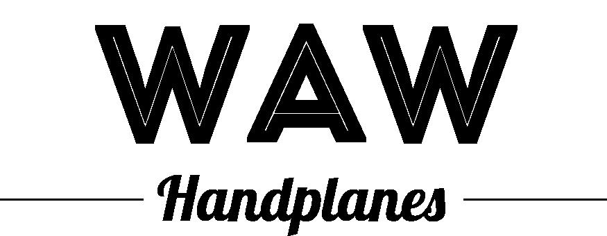 WAW Handplanes Logo