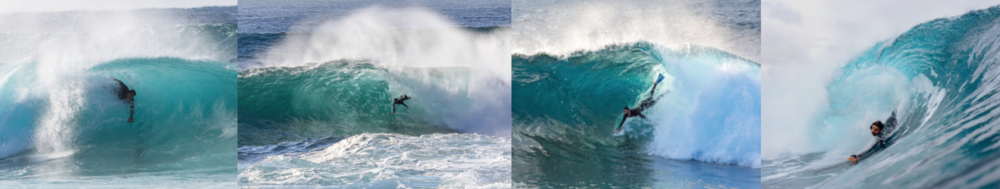 WAW Handplanes bodysurfers
