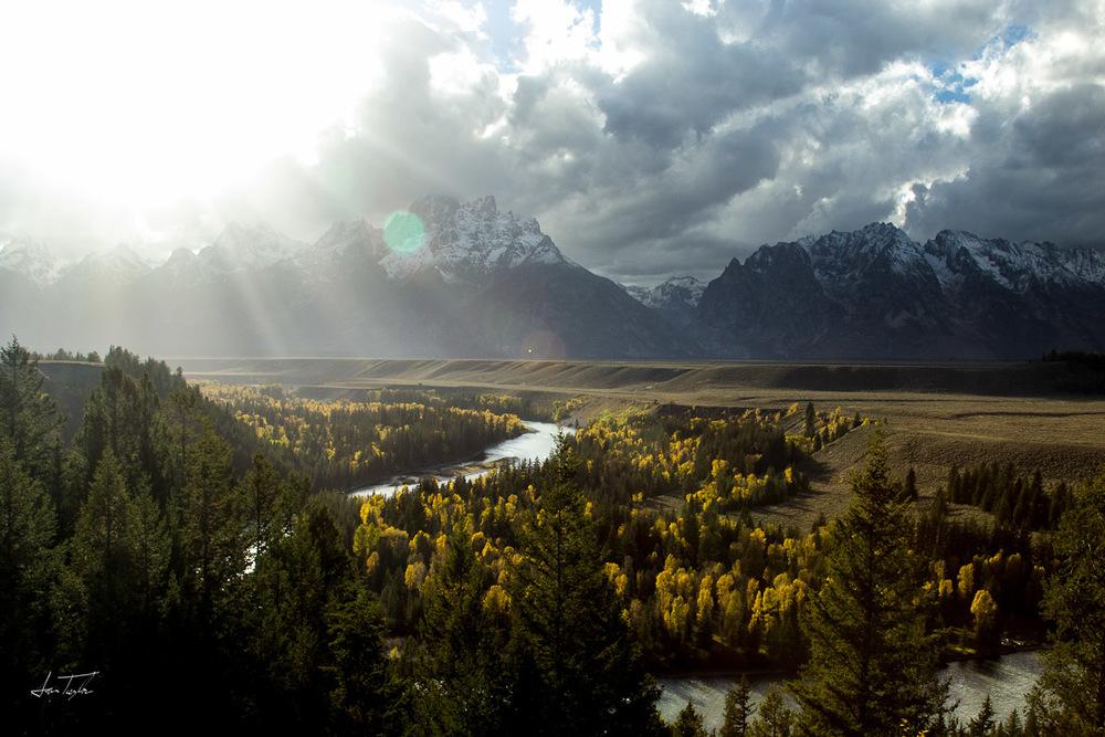 Snake River Overlook-Wyoming