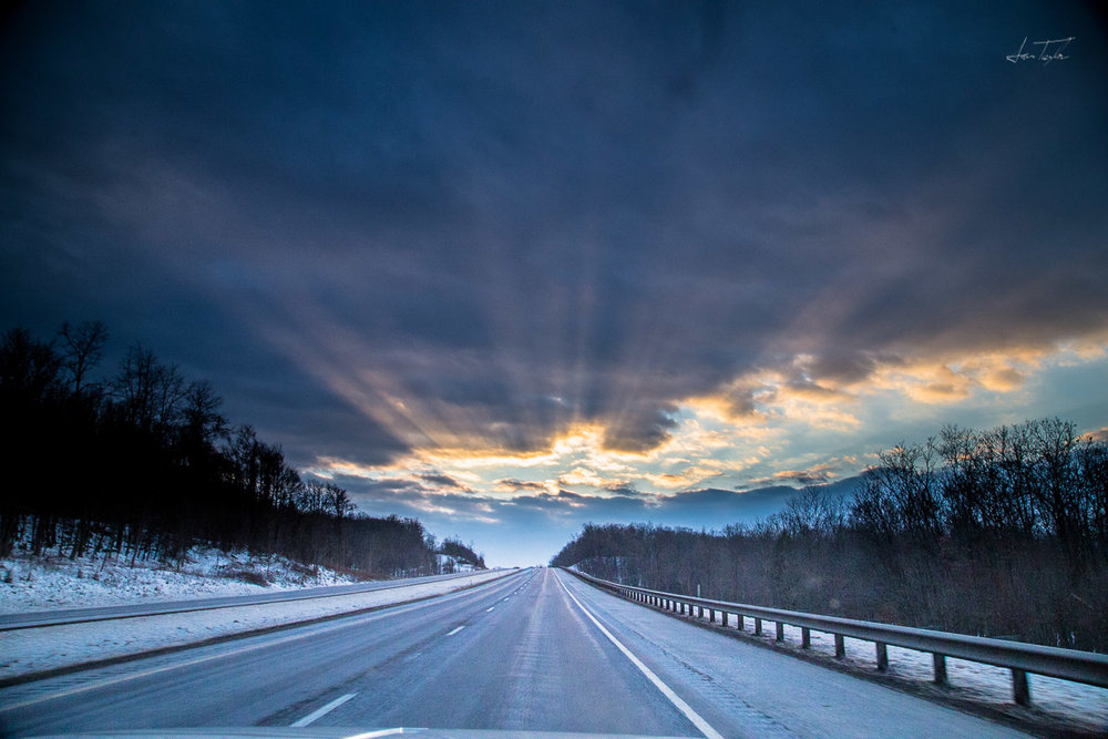 Highway Halo - Maryland