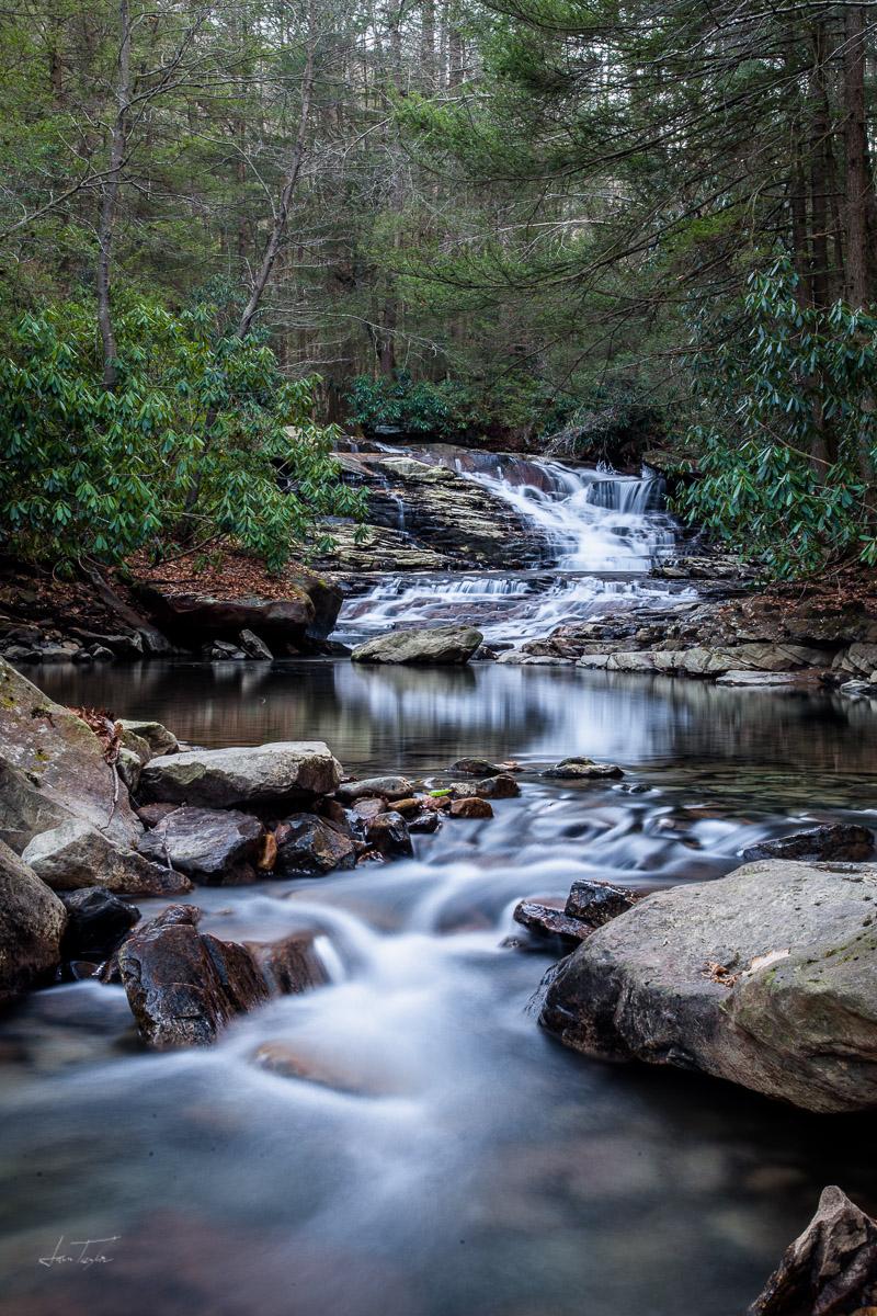 Sovern Run Falls - West Virginia