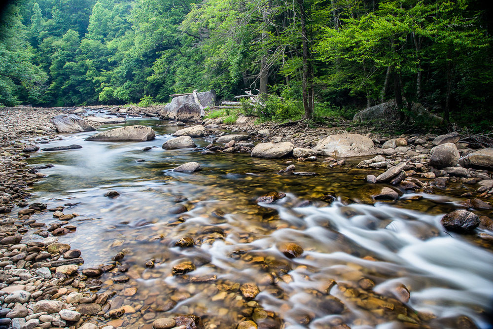 Cranberry River - West Virginia