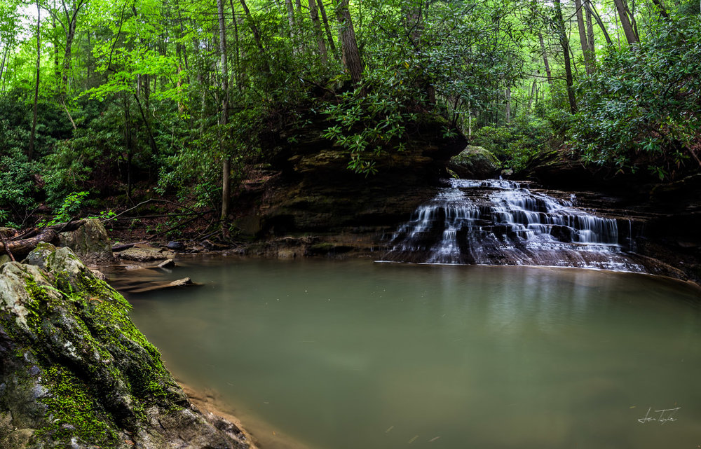 Swimming Hole - West Virginia