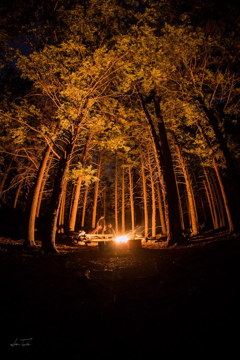 Camp Site Epic - West Virginia