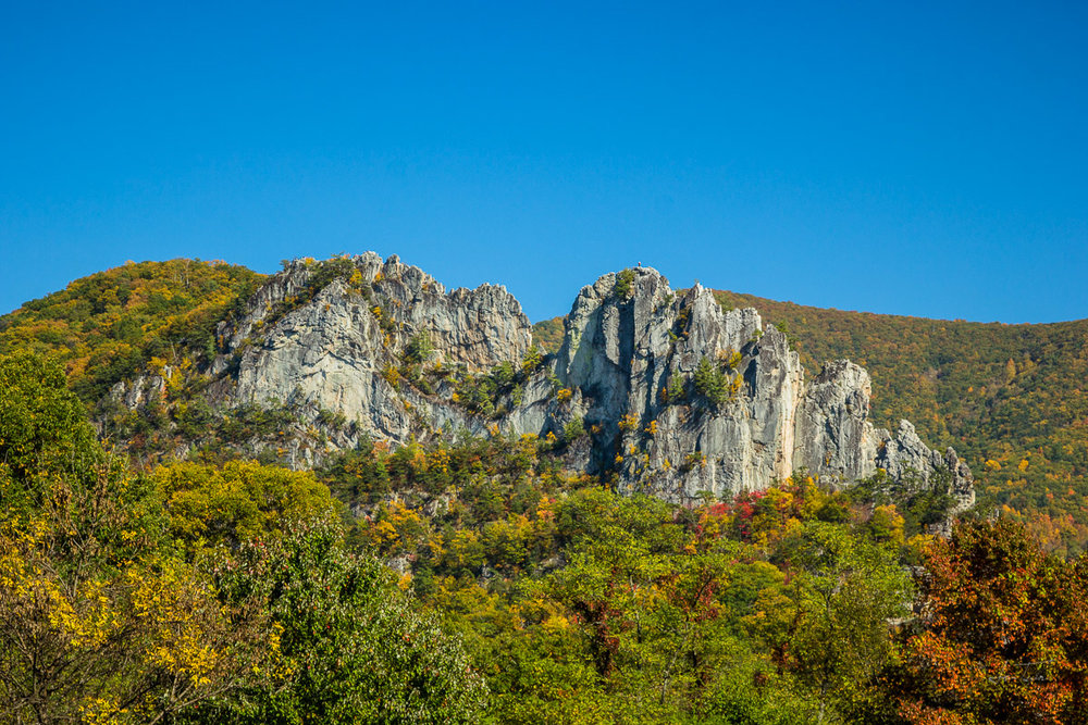 Beautiful early fall day at Seneca.