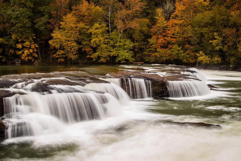 Valley Falls (Fall 2018) - West Virginia